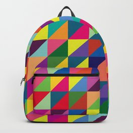 Geometric Pattern #7 Backpack