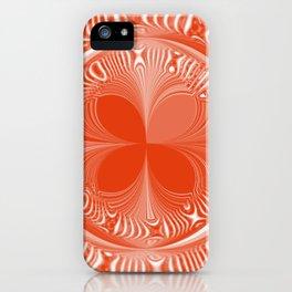 Terracotta Tile iPhone Case