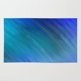 Blue Ice Rug