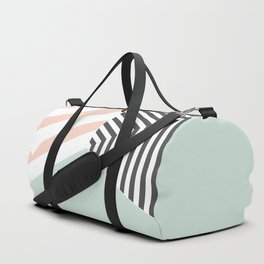 Mint Room #society6 #decor #buyart Duffle Bag