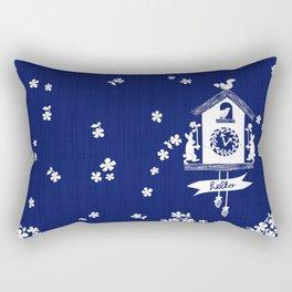 hello cuckoo! Rectangular Pillow