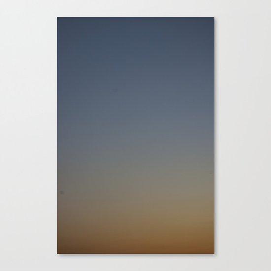 Gradiessence 1 Canvas Print