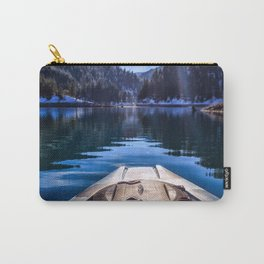 Kayaking in McCloud Northern California Carry-All Pouch