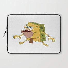 spongebob old Laptop Sleeve