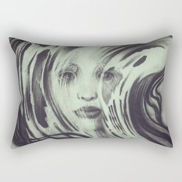 Mermaid 2 Rectangular Pillow