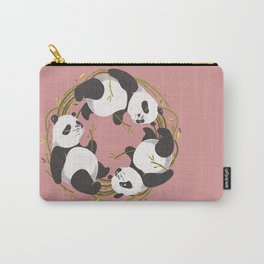 Panda dreams Carry-All Pouch
