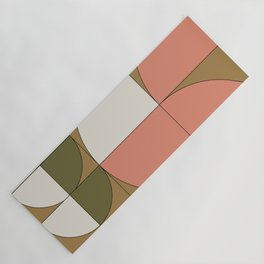 Abstract Composition - 05 Yoga Mat