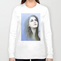 matty healy Long Sleeve T-shirts featuring Self by milyKnight