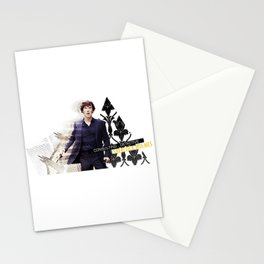 Consulting Detective Stationery Cards