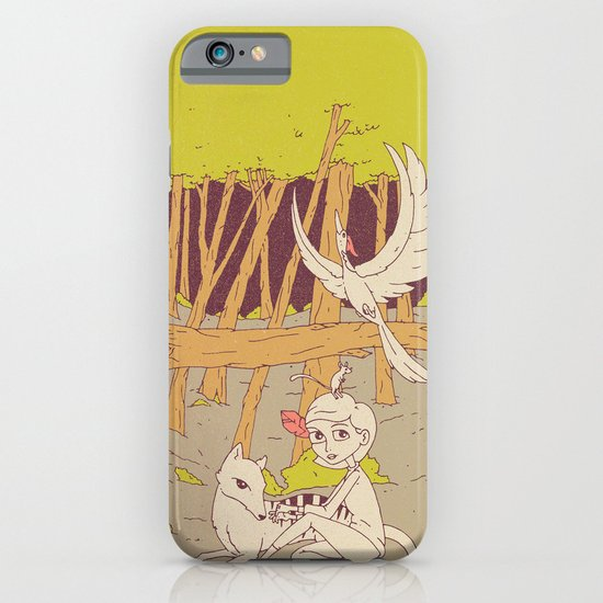 Caelum and the Lost Ones iPhone & iPod Case