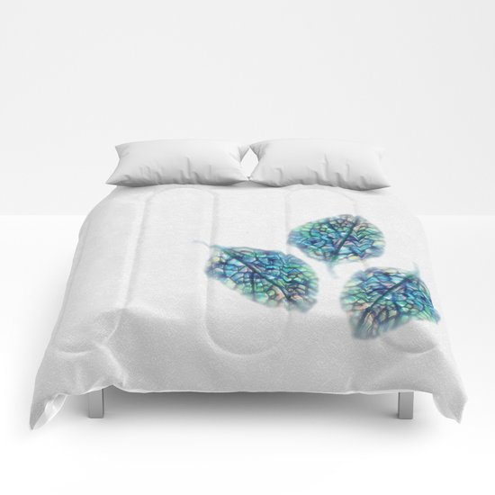 Three Leaves Comforters