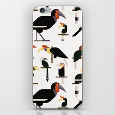 Hornbills  iPhone & iPod Skin