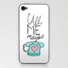 Call Me Maybe iPhone & iPod Skin