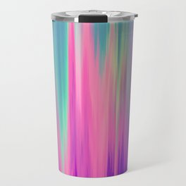 Beautiful Mermaid Colors Travel Mug