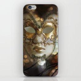 Venetian Golden Beauty iPhone Skin