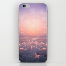 The Sun is but a Morning Star iPhone & iPod Skin