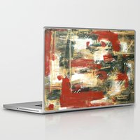moulin rouge Laptop & iPad Skins featuring Rouge by MelissaBeaulieu