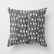 Day 010   #margotsdailypattern Throw Pillow