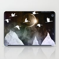 fly iPad Cases featuring Fly High by Nireth