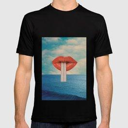 Bébete el mar T-shirt