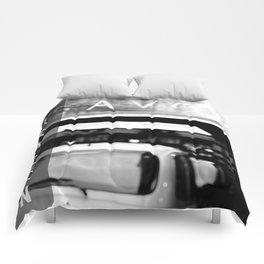 London Savoy hotel Comforters
