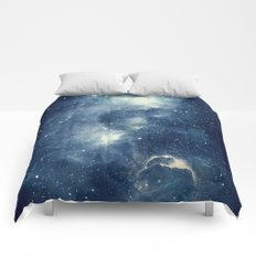 Galaxy Next Door Comforters