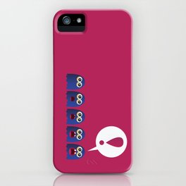 ah! iPhone Case