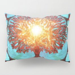 The Garden Of Brilliance Pillow Sham