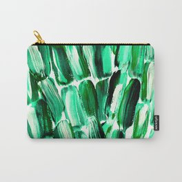 Green Sugarcane, Unripe Carry-All Pouch
