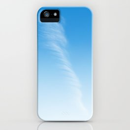 Cold Air Funnel Cloud 2 iPhone Case