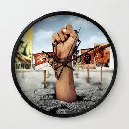Revolución Wall Clock