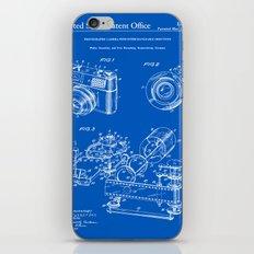 Camera Patent 1963 - Blueprint iPhone & iPod Skin