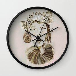 Ophelia´s premonitory dream Wall Clock