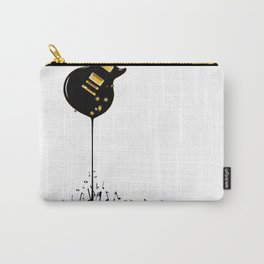 Flowing Music Carry-All Pouch