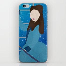 Souffle Girl, Clara Oswin Oswald - Doctor Who iPhone Skin
