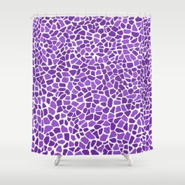Terrazzo AFE_T2019_S8_10 Shower Curtain