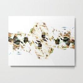 Hollows Metal Print