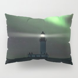 When the northern light appears Pillow Sham