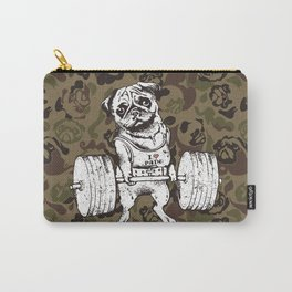 Pug Lift Camo Carry-All Pouch