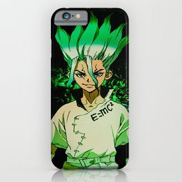 Dr Stone iPhone Case
