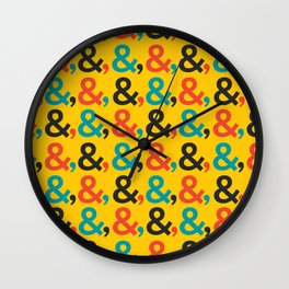 OK II  Wall Clock