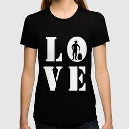 LOVE TRAVELING T-shirt