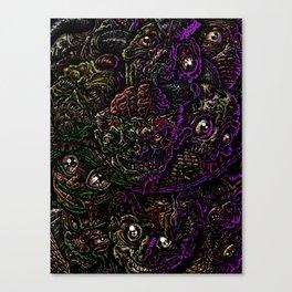 Skumbiez Canvas Print