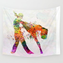 dancing queen 3 Wall Tapestry