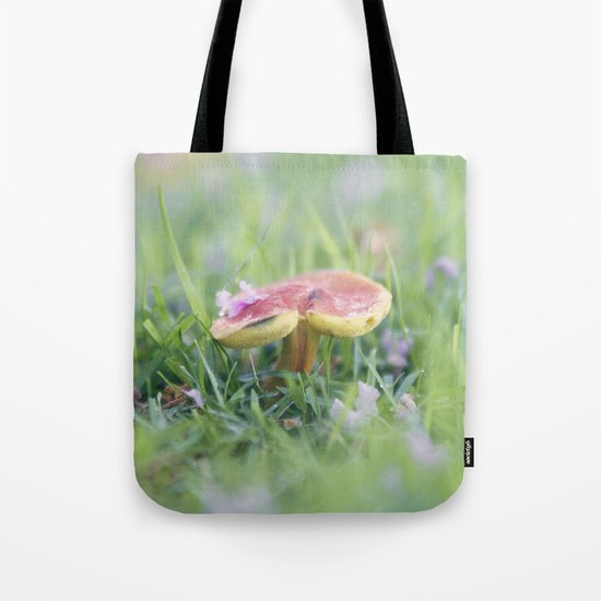Dance of the Shroom Tote Bag