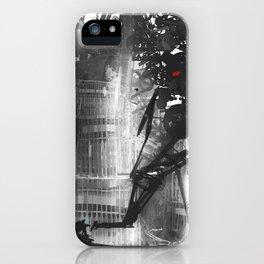 Instasketch Nº 91 iPhone Case