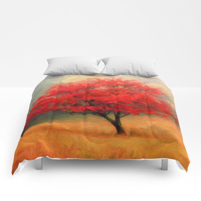 Autumns Colors Comforters