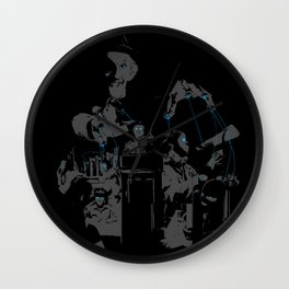 The Mastermind Wall Clock
