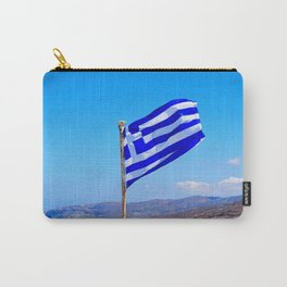 Aegean Summer Carry-All Pouch