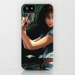 Wanted Something? iPhone Case